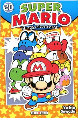 SUPER MARIO -  MANGA ADVENTURES (V.F.) 20