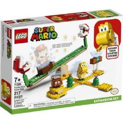 SUPER MARIO -  PIRANHA PLANT POWER SLIDE EXPANSION SET (217 PIECES) 71365