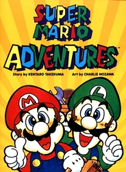 SUPER MARIO -  SUPER MARIO ADVENTURES (ENGLISH V.)