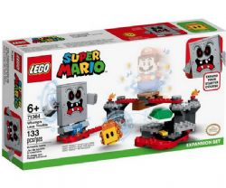 SUPER MARIO -  WHOMP'S LAVA TROUBLE EXPANSION SET (133 PIECES) 71364