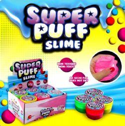 SUPER PUFF SLIME