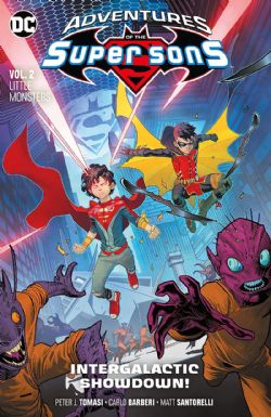 SUPER SONS -  ACTION DETECTIVE TP -  ADVENTURES OF THE SUPER SONS 02