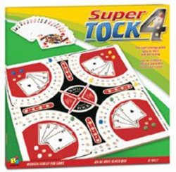 SUPER TOCK -  SUPER TOCK 2 TO 4 PLAYERS (20 INCHES)