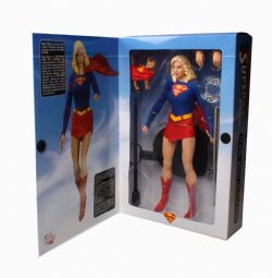 SUPERGIRL CLASSIC -  1:6 SCALE DELUXE COLLECTOR FIGURE