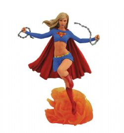 SUPERGIRL -  SUPERGIRL FIGURE (9INCHES) -  DC GALLERY