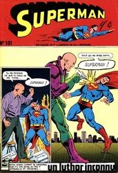 SUPERMAN -  ÉDITION 1976 101