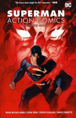 SUPERMAN -  INVISIBLE MAFIA TP -  ACTION COMICS (2016-) 01
