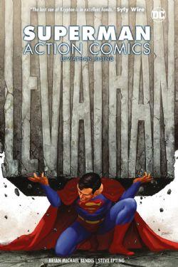 SUPERMAN -  LEVIATHAN RISING TC -  ACTION COMICS (2016-) 02