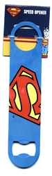 SUPERMAN -  LOGO METAL BOTTLE OPENER