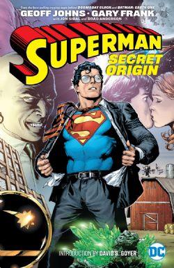 SUPERMAN -  SECRET ORIGIN TP