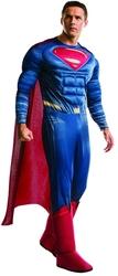 SUPERMAN -  SUPERMAN COSTUME (ADULT) -  BATMAN VS SUPERMAN