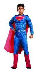 SUPERMAN -  SUPERMAN COSTUME (CHILD) -  BATMAN VS SUPERMAN
