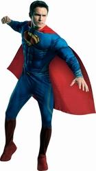 SUPERMAN -  SUPERMAN COSTUME -  MAN OF STEEL