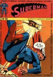 SUPERMAN -  SUPERMAN ET BATMAN (3E SÉRIE) 1972 50