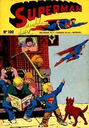 SUPERMAN -  SUPERMAN ET BATMAN (3E SÉRIE) 1976 100