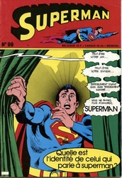 SUPERMAN -  SUPERMAN ET BATMAN (3E SÉRIE) 1976 99