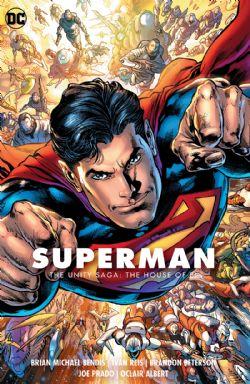 SUPERMAN -  THE UNITY SAGA THE HOUSE OF EL HC 02