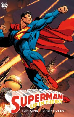 SUPERMAN -  UP IN THE SKY HC