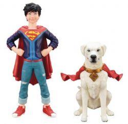 SUPERSONS -  SUPERBOY (JONATHAN KENT) & KRYPTO PAK