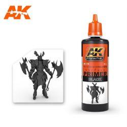 SURFACE PRIMER - BLACK (2 OZ) -  AK INTERACTIVE
