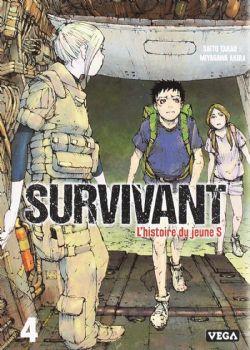SURVIVANT, L'HISTOIRE DU JEUNE S -  (FRENCH V.) 04
