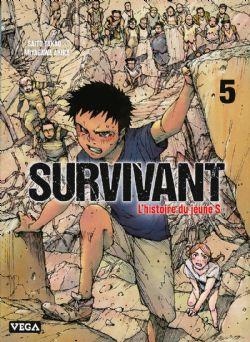 SURVIVANT, L'HISTOIRE DU JEUNE S -  (FRENCH V.) 05