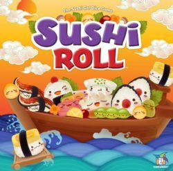 SUSHI ROLL -  BASE GAME (ENGLISH)