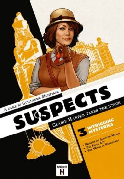 SUSPECTS (ENGLISH)