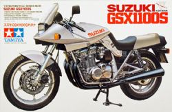 SUZUKI -  SUZUKI GSX1100S 1/12 (CHALLENGING)