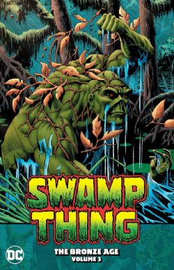 SWAMP THING -  THE BRONZE AGE TP 03