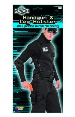 SWAT -  HANDGUN & LEG HOLSTER