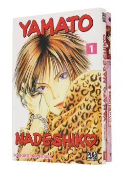 SWITCH GIRL & YAMATO NADESHIKO -  TOMES 1 (USAGÉS)