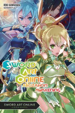 SWORD ART ONLINE -  -NOVEL- (ENGLISH V.) -  ALICIZATION AWAKENING 17