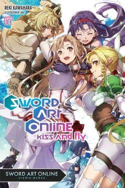 SWORD ART ONLINE -  -NOVEL- (ENGLISH V.) -  KISS AND FLY 22