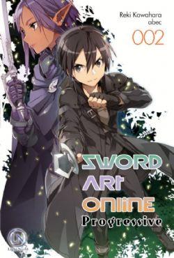 SWORD ART ONLINE -  -NOVEL- (FRENCH V.) -  PROGRESSIVE 02