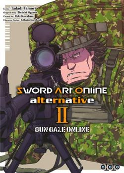 SWORD ART ONLINE -  (FRENCH V.) -  ALTERNATIVE - GUN GALE ONLINE 02