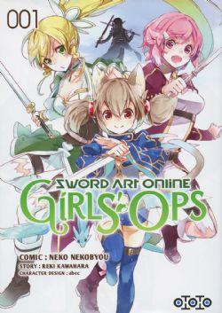 SWORD ART ONLINE -  (FRENCH V.) -  GIRLS' OPS 01