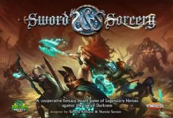 SWORD & SORCERY -  BASE GAME (FRENCH)