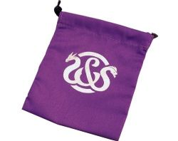 SWORD & SORCERY -  CRITICAL HIT BAG - PURPLE