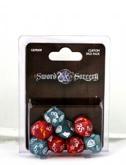 SWORD & SORCERY -  DICE PACK