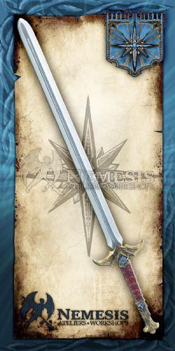 SWORDS -  BRONZE ELDAR SWORD (43