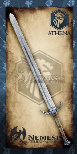 SWORDS -  WEAPONS' MASTER - NOTCHED (44
