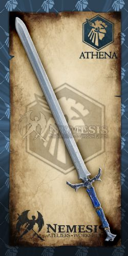 SWORDS -  WIZARD - NOTCHED (44