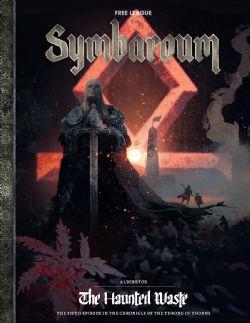 SYMBAROUM -  ALBERETOR - THE HAUNTED WASTE (ENGLISH)