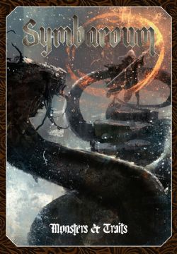 SYMBAROUM -  MONSTERS ET TRAITS (ENGLISH)