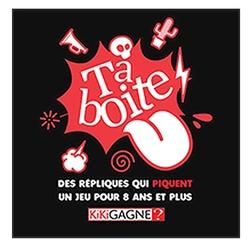 TA BOITE -  TA BOITE (FRANCAIS)