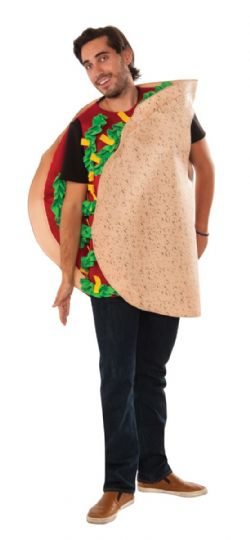 TACO -  FIESTA TACO COSTUME (ADULT - ONE SIZE)