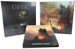 TAINTED GRAIL : THE FALL OF AVALON -  BASE GAME + SURPRISE BOX + STRETCH GOALS (ENGLISH)