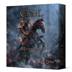 TAINTED GRAIL : THE FALL OF AVALON -  MONSTERS OF AVALON (ENGLISH)