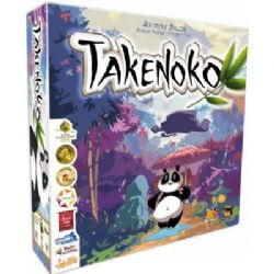 TAKENOKO -  BASE GAME (MULTILINGUAL)
